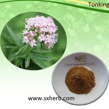 100% natural, medicine & food grade Natural sedative Valerian Root Extract