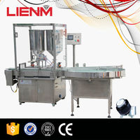 2015 Double Heads Oil Makeup Product Filling Machine