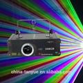 led láser etapa de iluminación 1W todo color de luz láser