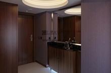 New Design Hotel wood hotel lobby sofa furniture