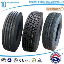 Ruedas con venta al por mayor precio bettter 295 80 22.5 de neumáticos de camión
