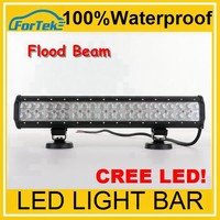 Anti Fog cree led light bar 126W 144W 180W 240W