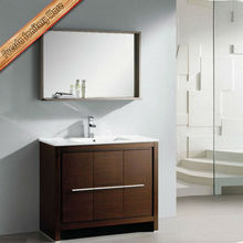 Modern bathroom vanity cabinet single sink cheap bathroom vanity tops