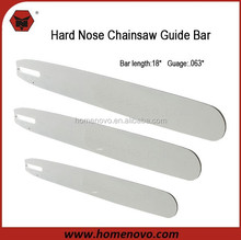 """Top Quality Various Specification 18"""" Hard Nose Guide Bar With .063"""" Guage For Sale"""