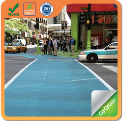 Manufacture colorful asphalt sealer used in road paving construction