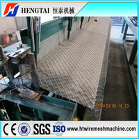 oct3007 oversea service ok Automatic Chain Link Fence Machine / Diamond Mesh Machine Made in China / Chain Link Fence Equipment