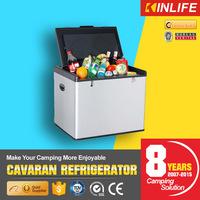 RV Drawer Gas Fridge Freezer For Camping