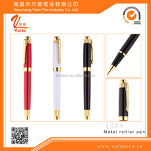 heavy fat metal roller pen for luxury business gift