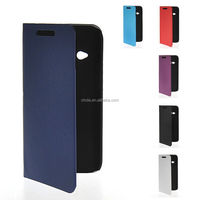 New Beautiful Leather Style Wallet Case Cover For HTC One 2 Mini ( M8 Mini )