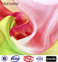 Top-quality 12mm Pure Silk Scarf Digital Printing Satin Silk Scarf
