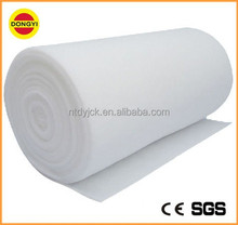 Polyester lining chemical wadding fiber for quilt garment and sofa