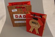 2014 popular gift paper bag