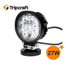 2015 New Product 4x4 Car Accessories 4 Inch 27w Led Work Light for Tractor SUV ATV Offroad