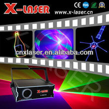 dj disco club party RGB full color 2D plus 3D stage laser light