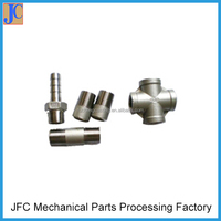 cast iron screw pipe fitting end cap for water pipe