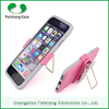 wholesale smartphone case TPU+PC Support clip waterproof universal back case cover for smartphone 8 colors for iphone 6