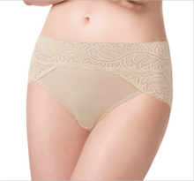 Underwear Factory Seamless Lace Panty Ladies Sheer Sexy Bamboo Fiber Panties