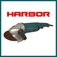 portable electric mini angle grinder(HB-AG029),crow 180mm 1350w