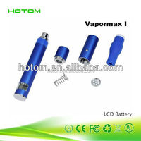 Electronic hookah vaporizer e cigarette AGO G5 Portable dry herb vaporizer pen ago
