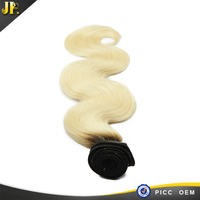 Blonde Colors for 100% Brazilian Human Remy Hair Weft