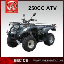 new China Jinling JEA-24-15 250cc EEC quad 4x4 legal on street off brand dirt bikes