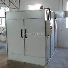 China Good Quality Mini Powder Coat Booth with Reasonable Price