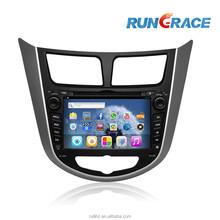 android 4.2.2 hyundai verna car multimedia navigation system 3G wifi