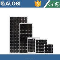 Mono crystalline 100w 1000w solar panel korea