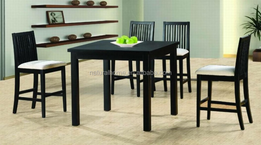 Traditional Carved Folding Dining Set With Low Prices