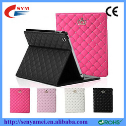 Wholesale Luxury Flip Smart Leather Case For iPad Mini 1 2 3