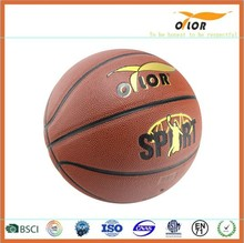 Laminated Molten PU basketball