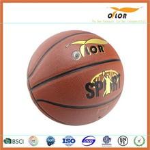 Laminated Molten PU basketball