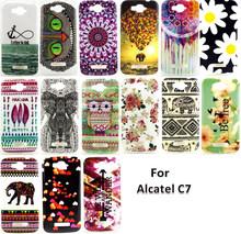 2015 hot selling tpu soft phone case for Alcatel C7