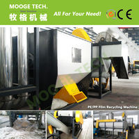 PP Waste Plastic Recycling Machine for Film Washing