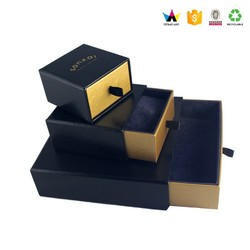 decorative suitcase box ,pull drawer gift box for candle