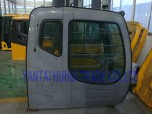 HITACHI Excavator cab with glass, wiper