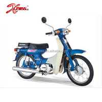 Chinese Cheap Classic CY80 Moped Motorcycle with Spoke Wheel For Sale CY80N