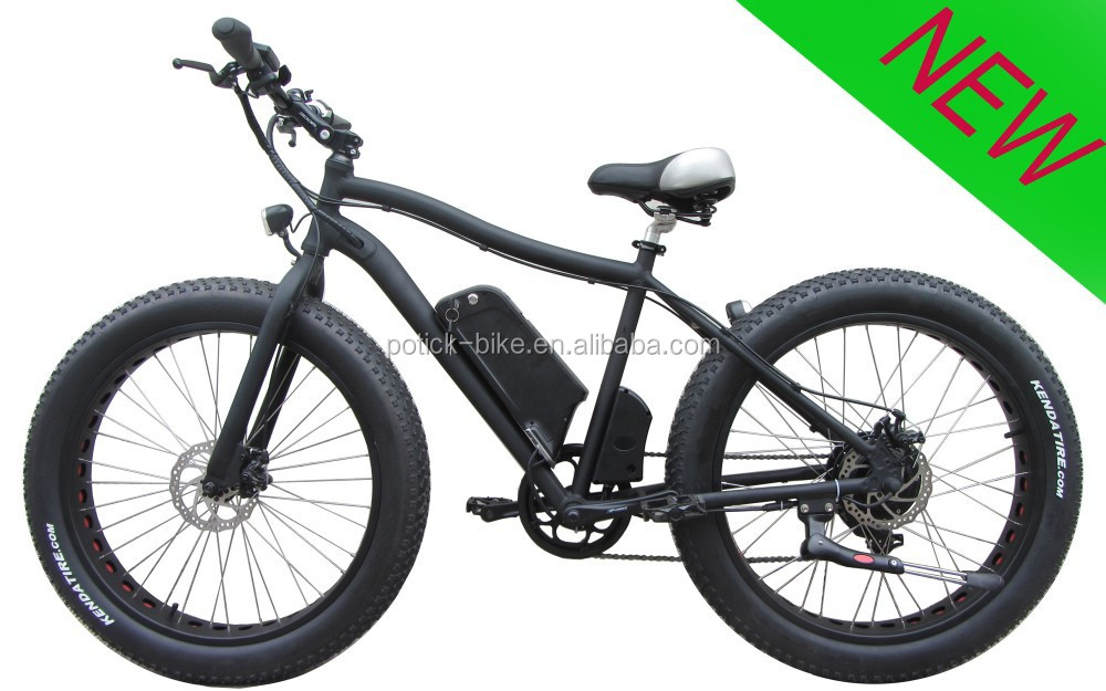 Wholesale 500W Chopper Beach Cruiser Fat Tire Electric