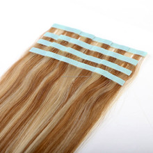 Alli Express Human Hair 100% Unprocessed tape in Hair extension