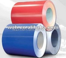 Prepainted PPGI color Steel Coil made in China building /construction material to Nepal
