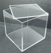 High Tranparence Clear plexiglass box / Acrylic Sheet