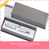 Handmade exquisite high quality cardboard luxury pen box with Trade Assurance