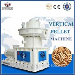 2015 Vertical Ring Die YGKJ560 Wood Pellet Mill/Biomass Pellet Machine