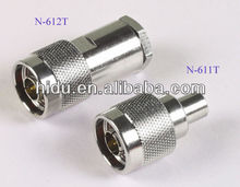 N male / female / TERMINATORS ROHS N connector