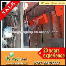 Thermosetting Powder Coating Application