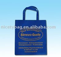 Wenzhou reusable PP non woven shopping tote bags for grocery