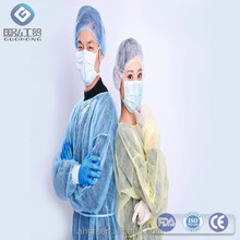 Guohong factory cheap price disposable face mask earloop/ties-on good quality 3 ply sterile face mask protective