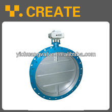 Cast Iron Wafer Type Ventilation Butterfly Valves DN250