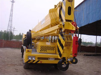 Tadano Flatbed Truck Crane 55 Ton Used Truck Crane/Log Crane Truck For Sale