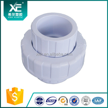 """XE"" Plastic PVC Fittings for Irrigation and Construction- Socket Union From China"